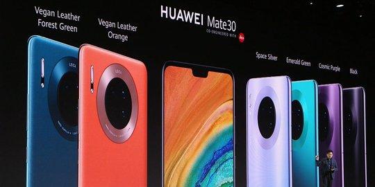 Tanpa Aplikasi Google, Inilah Kabar Huawei Mate 30 Pro