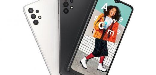 Handphone Samsung Galaxy A32 Dengan Teknologi 5G di Indonesia