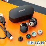 Ulasan Earbuds Sony WF-1000XM4