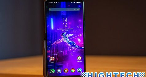 Review Asus ROG Phone 5s Pro