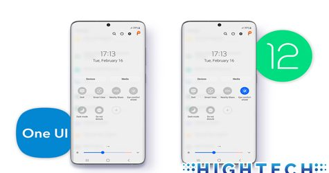 Info Pembaruan Samsung Galaxy Untuk Versi Android 12